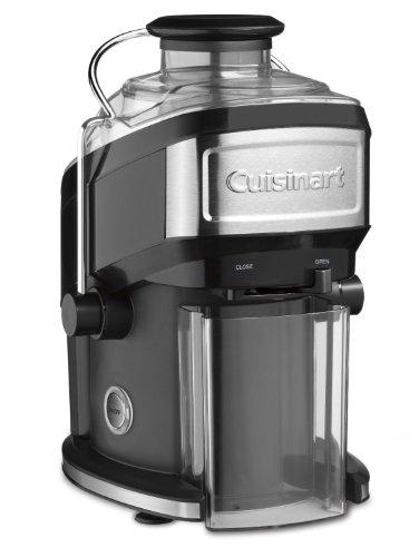 Cuisinart Compact Juice Extractor, Black (Certified Refurbished)