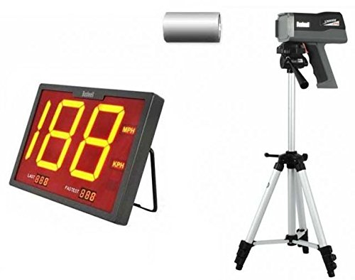 Bushnell Speedscreen Sports Kit Bushnell SpeedScreen Radar Gun Display 101922, Speedster 3 Radar