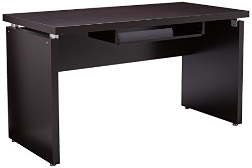 Coaster Skylar Contemporary Cappuccino Computer Desk with Drop Down Drawer
