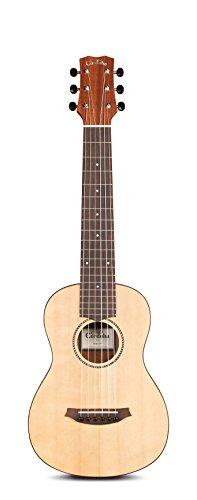 Cordoba Mini M Travel Acoustic Nylon String Guitar With Cordoba Gig Bag