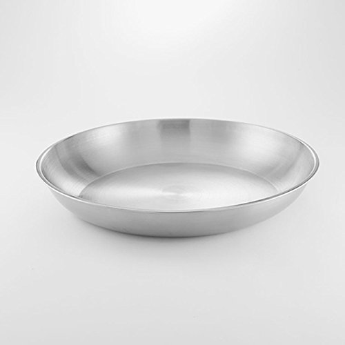 American Metalcraft Aluminum Seafood Tray, Silver, 160-oz., 16-Inch