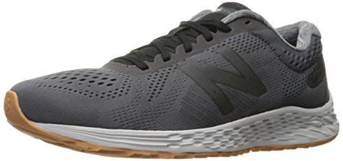 New Balance Men's Mens Arishi Fresh Foam Running Shoe, Dark Grey, 10.5 D US