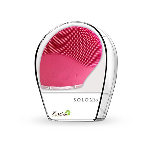 SOLO Mio Sonic Face Cleanser and Massager Brush