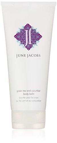 June Jacobs Green Tea and Cucumber Body Balm, 6.7 fl.oz.