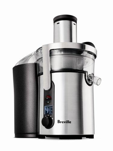 Breville Juice Fountain Multi-Speed 900-Watt Juicer (Old Model - Discontinued)