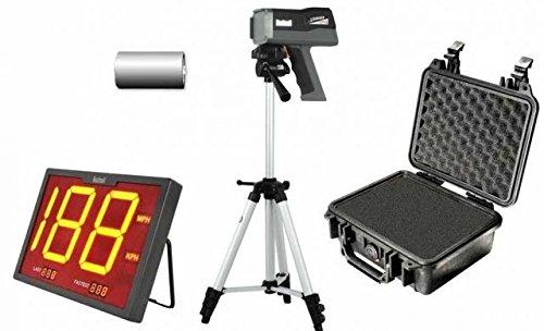 Bushnell Speedscreen Ultimate Kit SpeedScreen Radar Display 101922, Speedster 101922-KIT2
