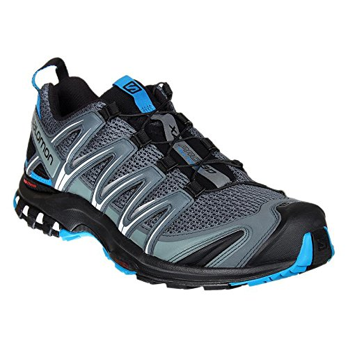Salomon Men's XA Pro 3D Trail Running Shoes, Stormy Weather, 11 M US