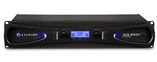 Crown XLS1002 Two-channel, 350W at 4Ω Power Amplifier