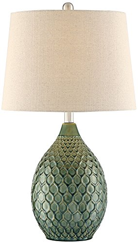 Kate Green Ceramic Table Lamp by 360 Lighting