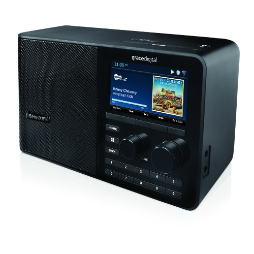 SiriusXM Sound Station - Internet radio by Grace Digital