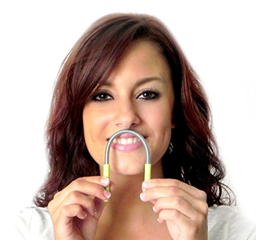 Made in USA Bellabe #1 Facial Hair Remover. Quick & easy. Removes hairs on the upper lip, chin, cheeks and sideburns. No waxing, no tweezing, no shaving, no laser.