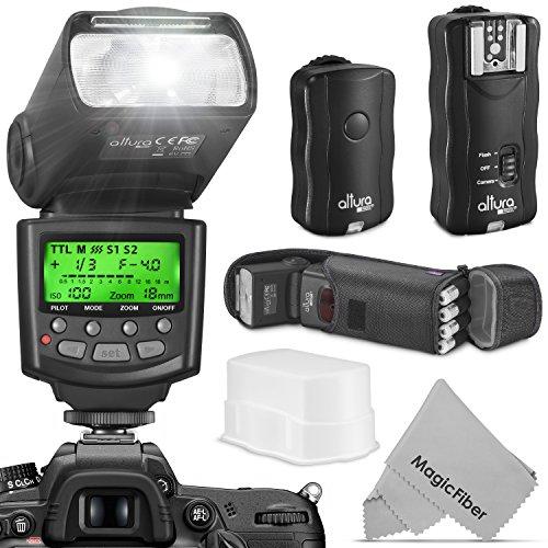 Altura Photo Professional Flash Kit for Nikon DSLR