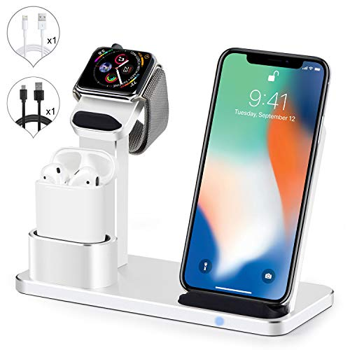 Wireless Charger Charging Stand Dock Station for iWatch Series