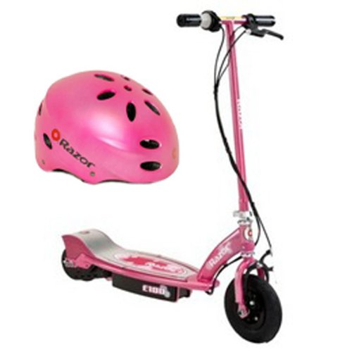 Razor E100 Electric Kids Girls Scooter (Sweet Pea)