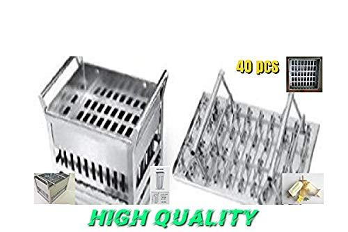 40pcs stainless steel popsicle mold machine