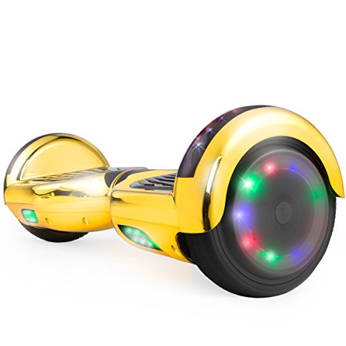 Certified Hoverboard with Bluetooth Speaker