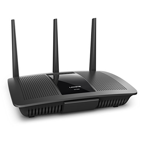 Linksys Dual-Band Smart Wireless Router with MU-MIMO