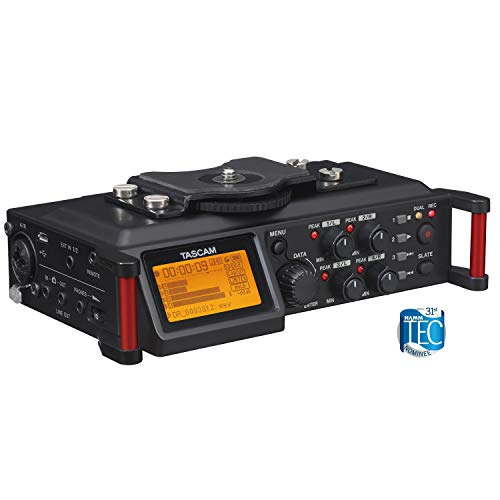 Tascam 4-Channel Portable Recorder