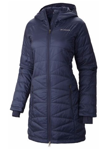 Columbia Women's Mighty Lite Hooded Jacket, Nocturnal