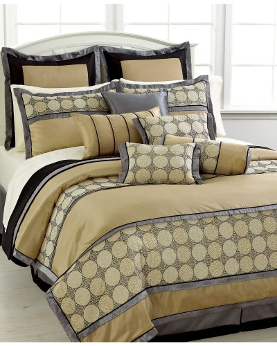 PHF Brendwood Comforter/Bed in a Bag Set, Queen