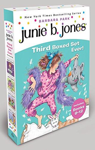 Junie B. Jones's Third Boxed Set Ever! (Books 9-12)