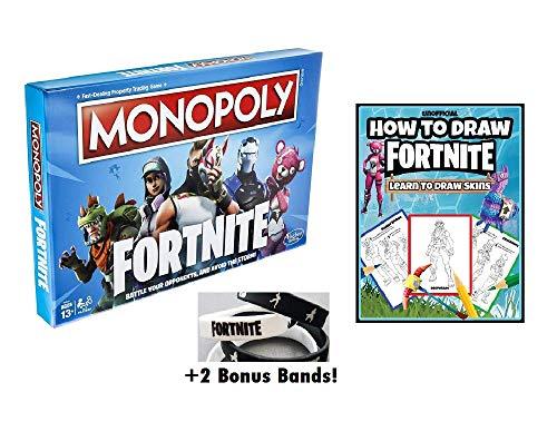 Fortnite Monopoly , How to Draw Fortnite and Bonus