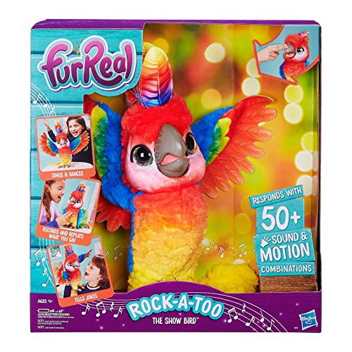 FurReal Exclusive Limited Edition Rock-A-Too Rock