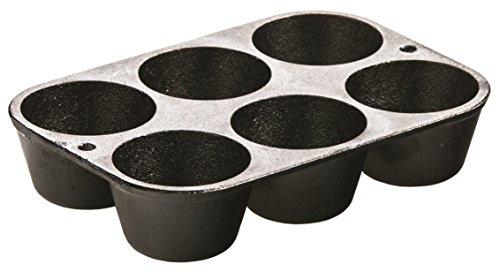 Lodge Cast Iron Cookware Mini Muffin/Cornbread Pan