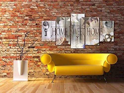 Canvas Art Design - Home Sweet Home Canvas