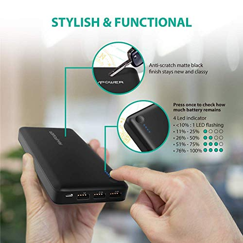 Power Bank RAVPower Portable Charger
