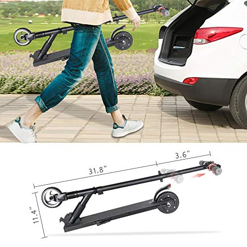 Electric Scooter Adult Portable Folding Scooter