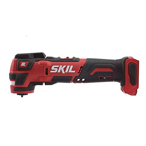 SKIL PWRCore 12 Brushless 12V Oscillating MultiTool