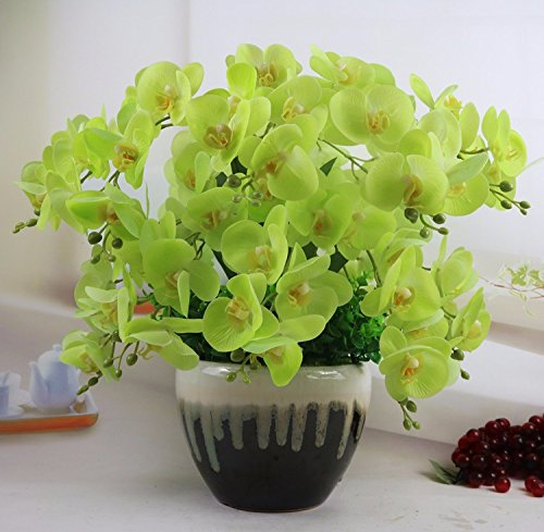 LVLIDAN Artificial Flowers Flora Home Accessories