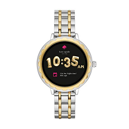 Kate Spade New York Scallop Touchscreen Smartwatch