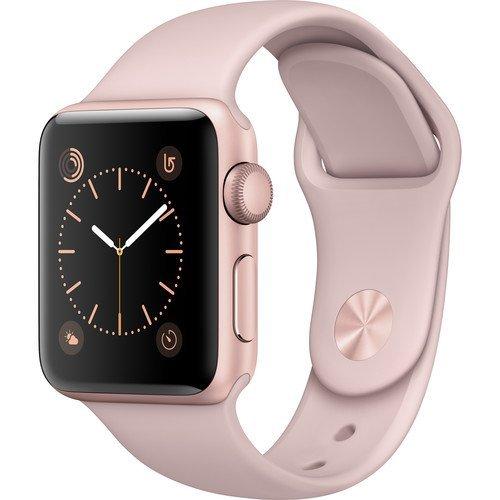Apple Watch Series 2 Smartwatch 38mm Rose Gold