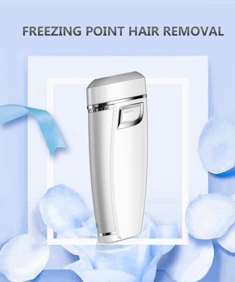 600000 Flash Permanent IPL Laser Hair Removal Machine Epilator 2 in 1 Women Lady Depilator Electric Shaver Body Hair Remover 5