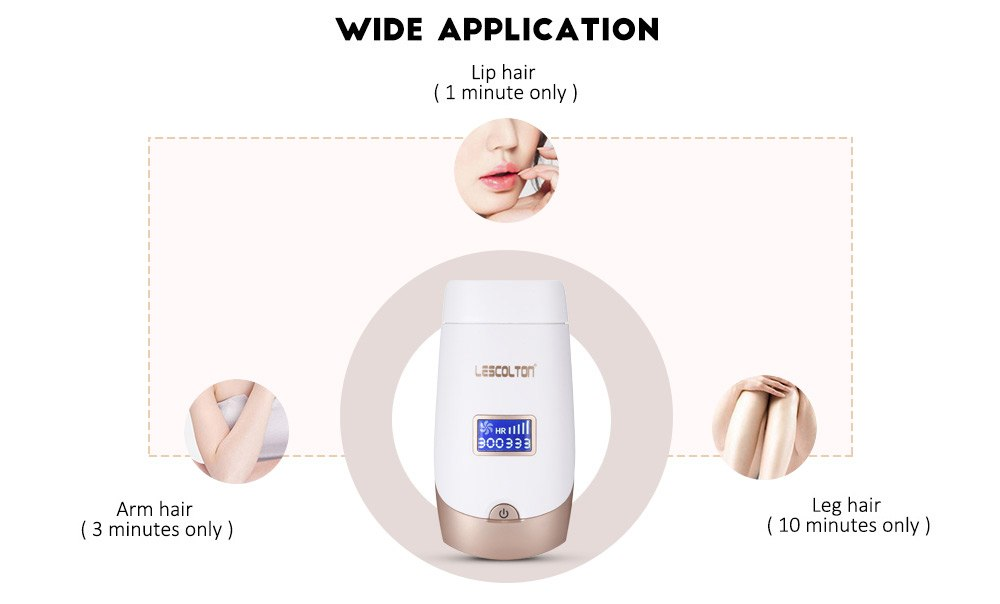 Lescolton 2in1 IPL Laser Hair Removal Machine Permanent Laser Epilator Hair Removal Laser Bikini Trimmer Electric Depilador 14