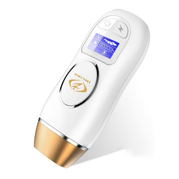 INLINS 3 in 1 IPL Laser Hair Removal Machine Painless