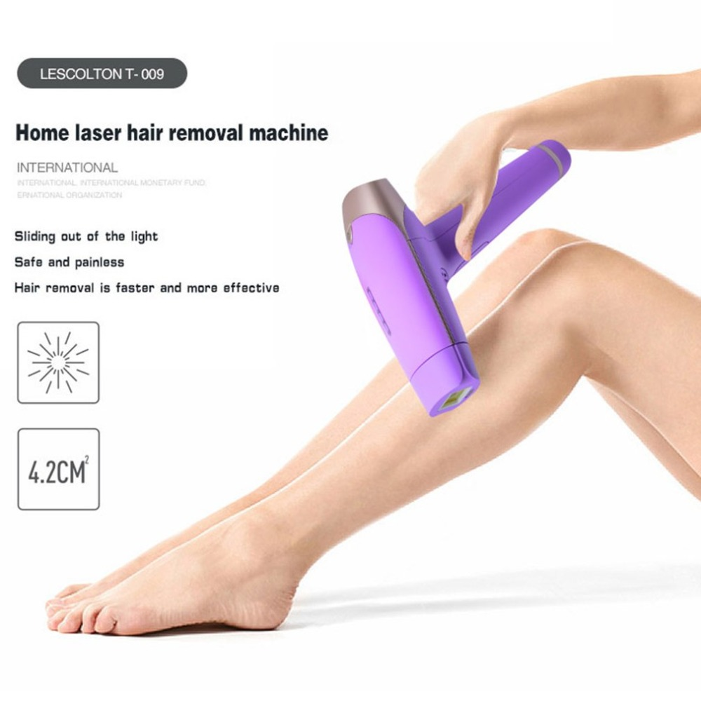 LESCOLTON Depilator 2in1 IPL Laser Hair Removal Machine Laser Epilator Hair Removal Permanent Bikini Trimmer Electric Laser 3