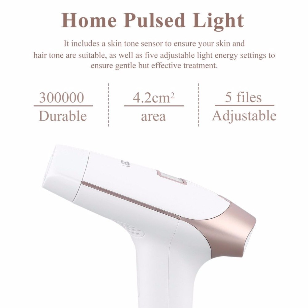 Lescolton Painles IPL Laser Hair Removal Machine Hair Remover Epilator Razor Permanent Trimmer Electric depilador a laser 14