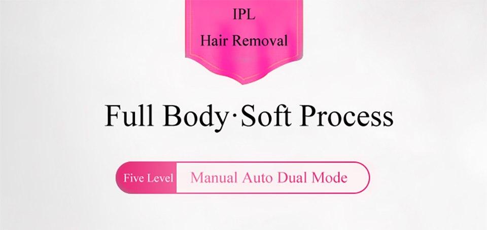 600000 flash professional permanent IPL epilator laser hair removal electric photo women painless threading hair remover machine 1