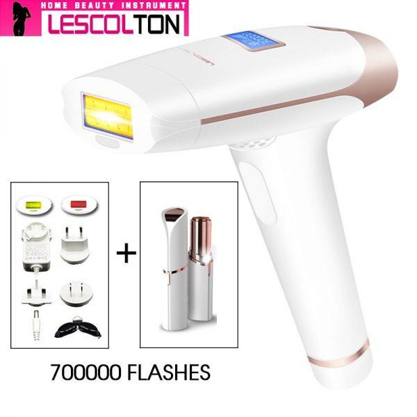Original 3in1 IPL Epilator laser Hair Removal Machine