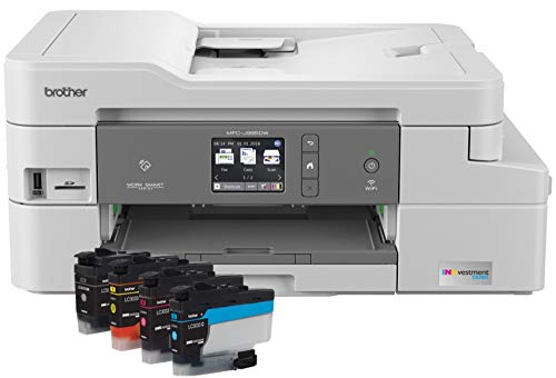 Brother INKvestment Tank Color Inkjet All-in-One Printer