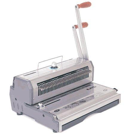 Akiles Wiremac-M Manual Wire-O® Binding Machine