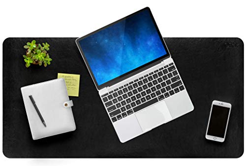 Premium Leather Desk Pad Perfect for Protecting Desk Surfaces