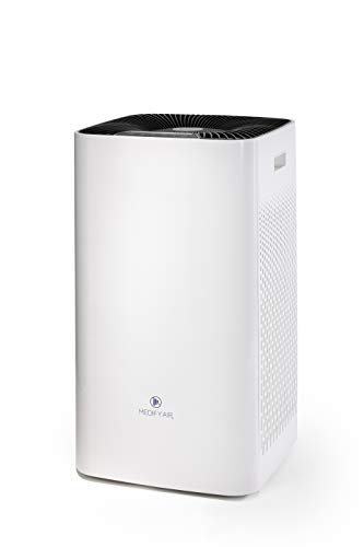 Medify MA-112 | The Only 950 CADR H13 HEPA Air Purifier | Covers up to 5,000 sq ft Every Hour | Dual air Intake with 2 Sets of Filters for Allergies, Smog, Odors, Smoke, Pets Dander, Dust
