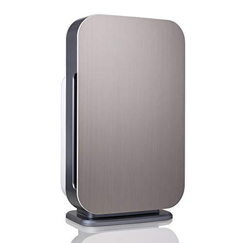 Alen FLEX air purifier, Dust, Mold, Pet Odors, Brushed Stainless