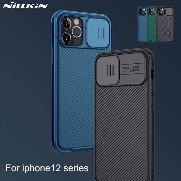 iPhone 12 Pro Max Case NILLKIN CamShield Case
