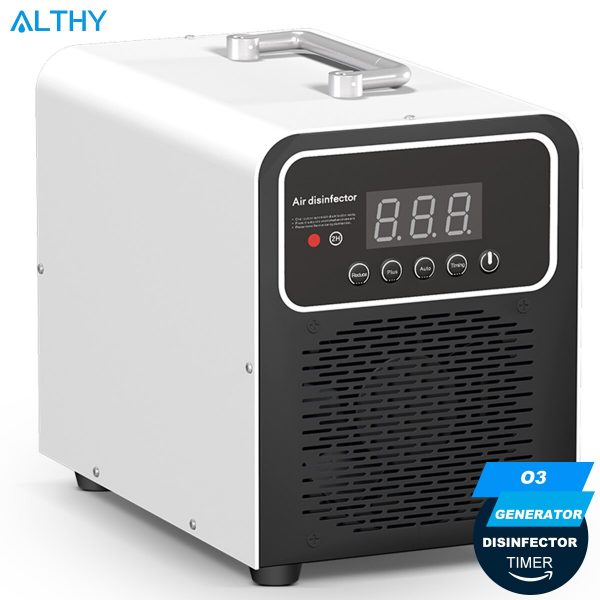 220v - 240V Ozone Generator Air Purifier Cleaner Disinfector